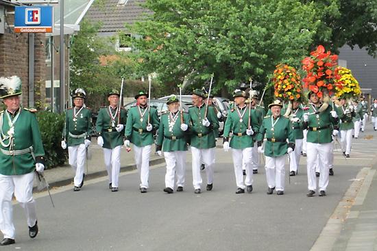 Schützenfest  in Grimlinghausen