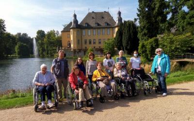 Ausflug zu Schloss Dyck